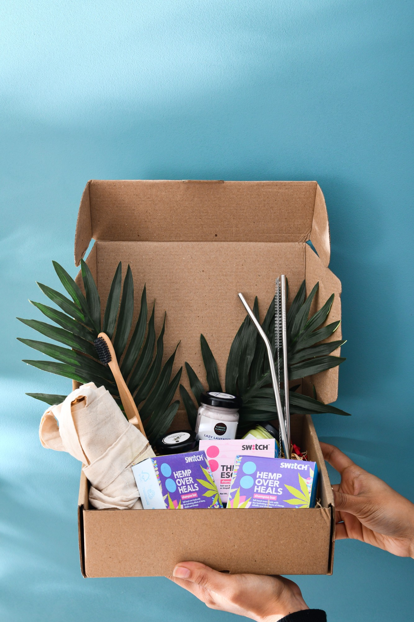 Eco Friendly Products Box