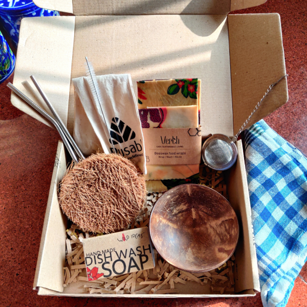 Zero Waste Kitchen Box