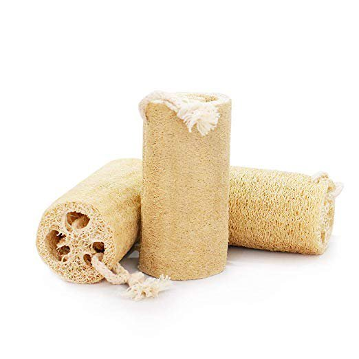 Natural Loofah Set of 2 and 4