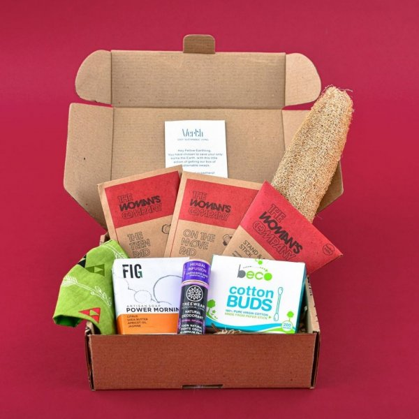 Pamper Yourself Box